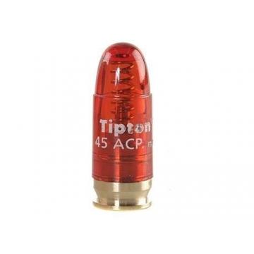 Cvičný náboj 45 ACP Tipton