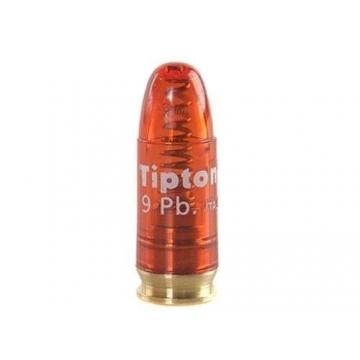 Cvičný náboj 9 mm Luger Tipton