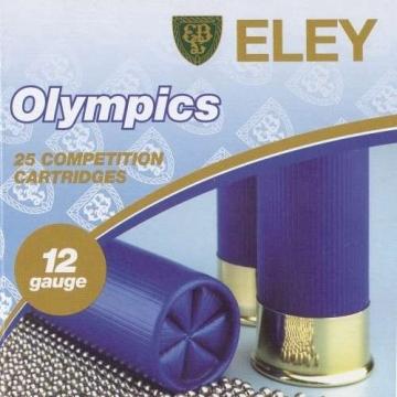 Brokové náboje Eley Hawk - Olympics 24g