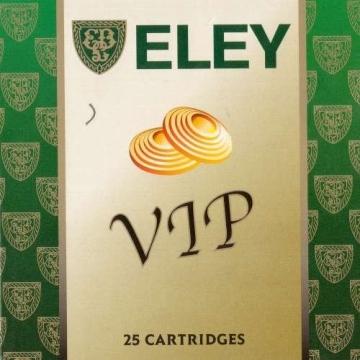 Brokové náboje Eley Hawk - VIP 28g