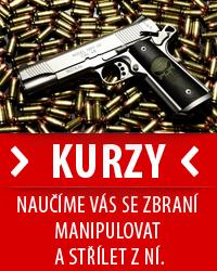 Zbraně - Kurzy